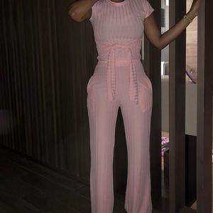 Mina Monroe two piece pants set